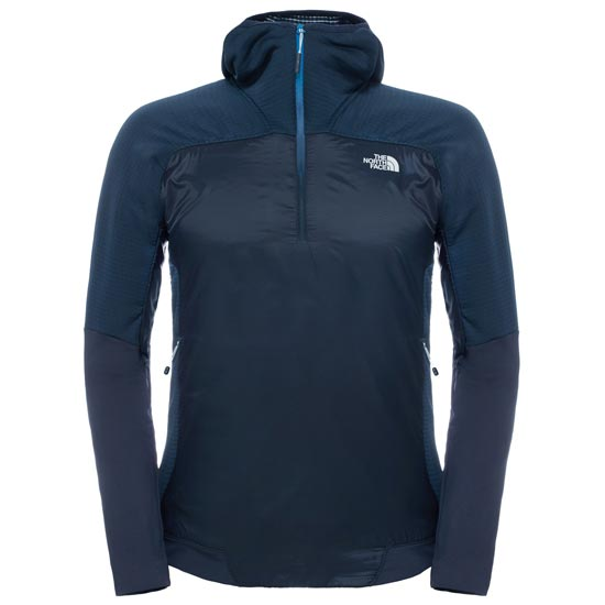 The North Face Kokyu 1/2 Zip Hoodie - Urban Navy