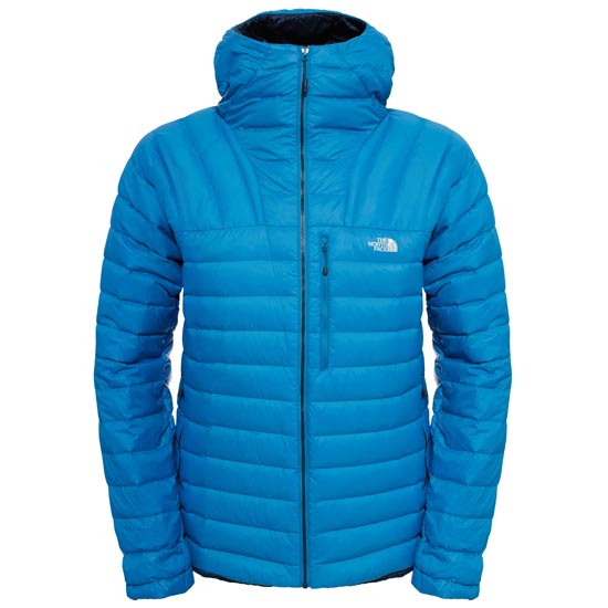 The North Face Morph Down Hoodie - Bnaff Blue