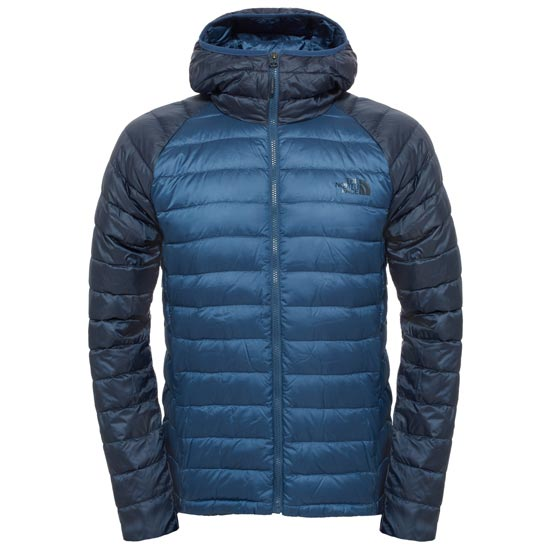 The North Face Trevail Hoodie - Shady Blue/Urban Navy