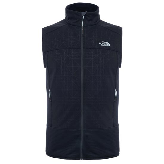 The North Face Hybrid Softshell Vest - TNF Black