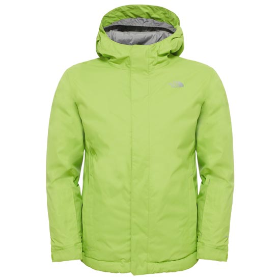 The North Face Snowquest Jacket Jr - Chive Green