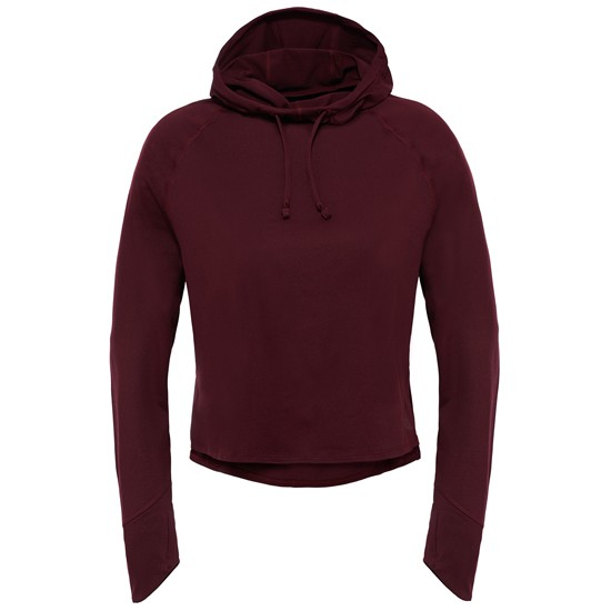 The North Face Motivation Hoodie W - Deep Garnet Red