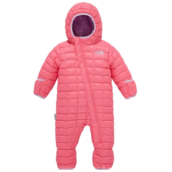 The North Face Infant ThermoBall Bunting Kids - Cha Cha Pink