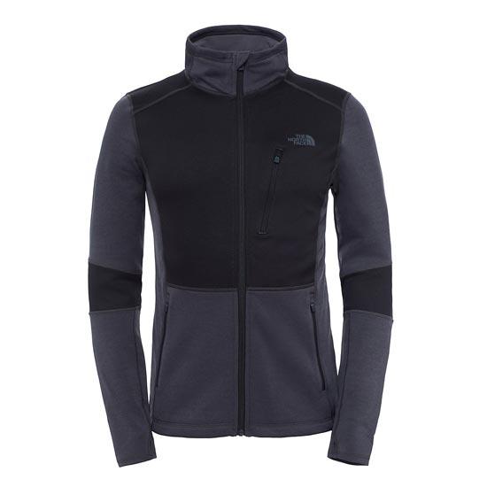 The North Face Croda Rossa Fleece - TNF Dark Grey Heather