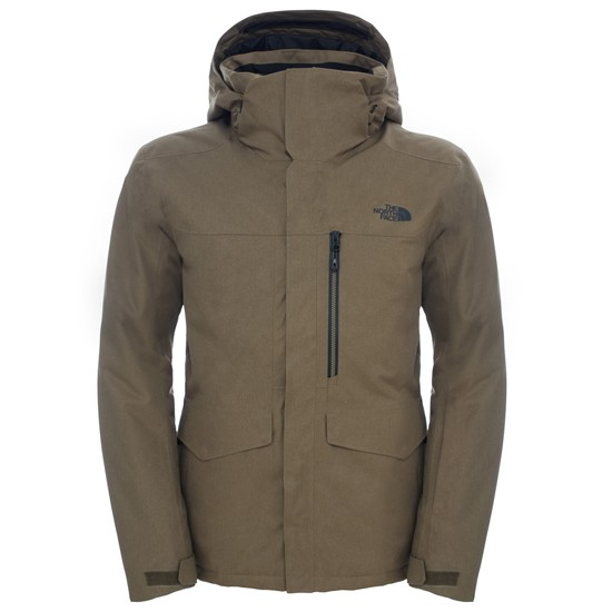 The North Face Gatekeeper Jacket - Caper Berry Green