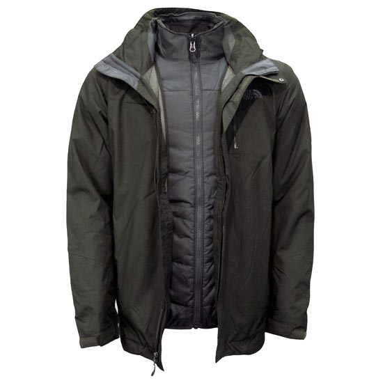 The North Face Solaris Triclimate Jacket -