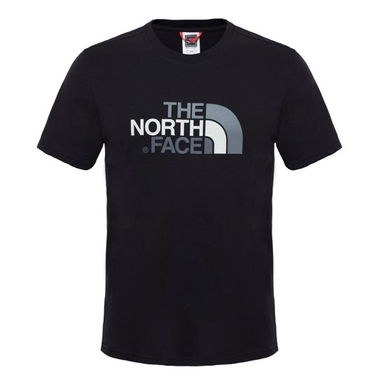 The North Face S/S Easy Tee - TNF Black