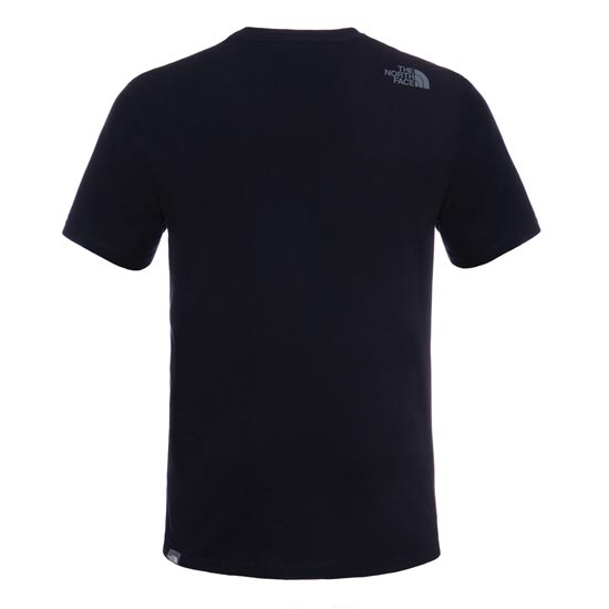 The North Face S/S Easy Tee - Photo of detail