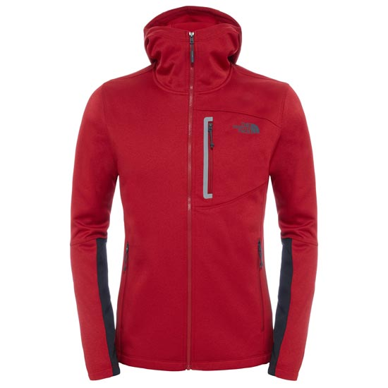 The North Face Canyonlands Hoodie - Cardinal Red