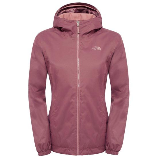 The North Face Quest Insulated Jacket W - Cereza