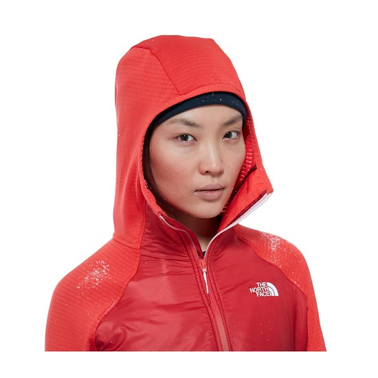 The North Face Kokyu Full Zip Hoodie W - Photo de détail