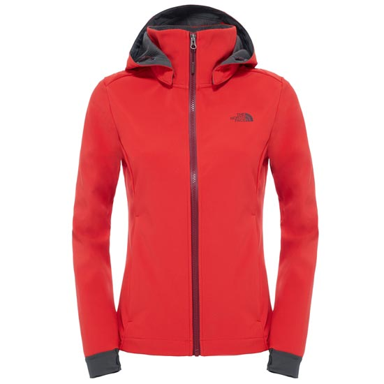 The North Face Motili Jacket W - High Risk Red