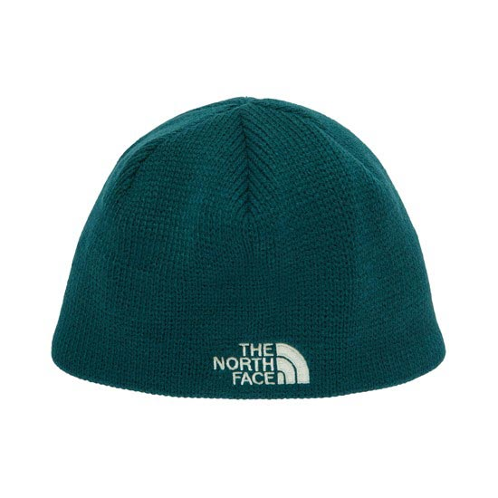 The North Face Bones Beanie Jr - Deep Teal Blue