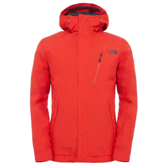 The North Face Descendit Jacket - Fiery Red