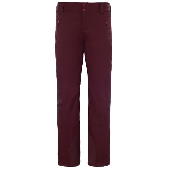 The North Face Ravina Pant W - Deep Garnet Red