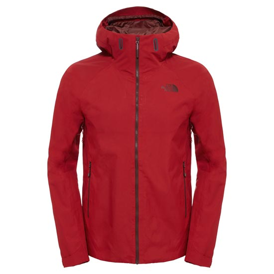The North Face FuseForm Apoc Shell - Cardinal Red Fuse
