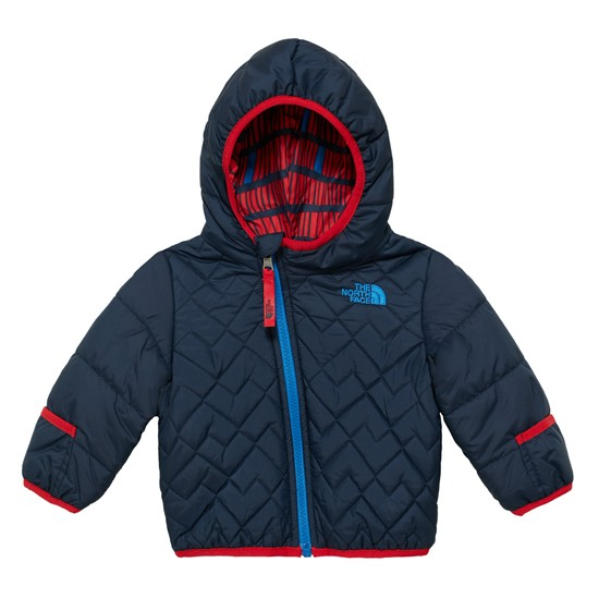 The North Face Reversible Perrito Jacket Baby - Cosmic Blue