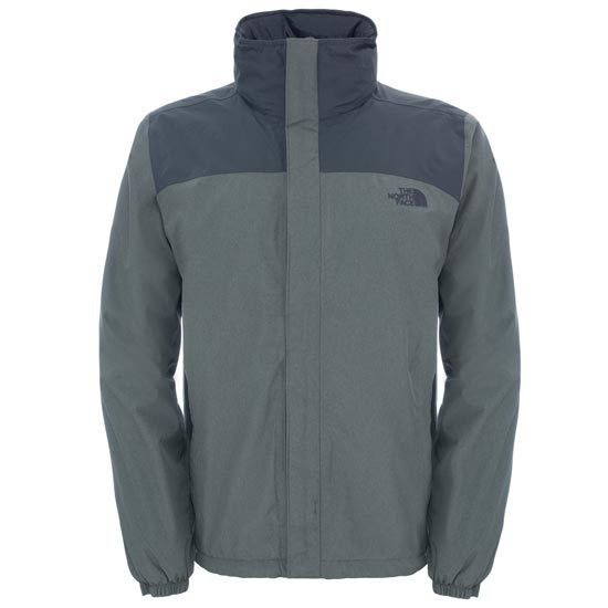 The North Face Resolve Insulated Jacket - Fusebox Grey Heather