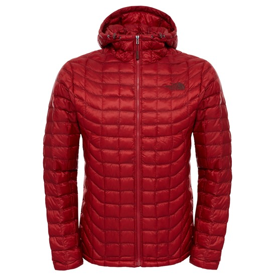The North Face Thermoball Hoodie - Cardinal Red