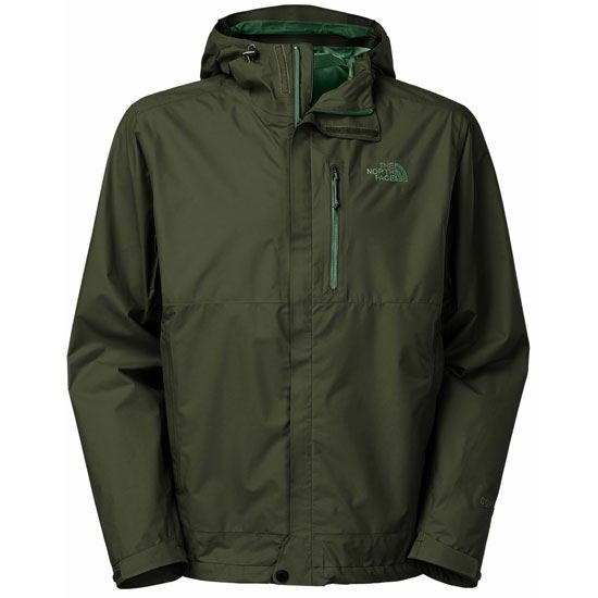 The North Face Dryzzle Jacket - Rosin Green