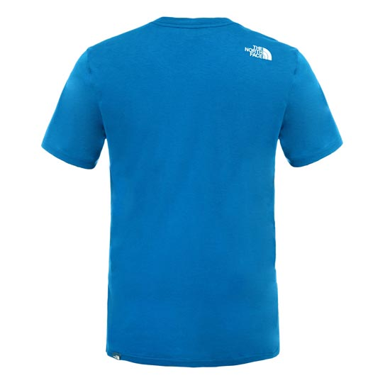 The North Face S/S Easy Tee - Detail Foto