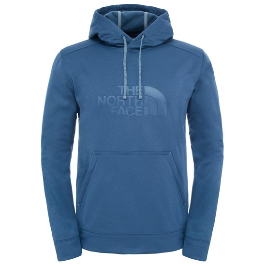 The North Face Ampere Pullover Hoodie - Shady Blue