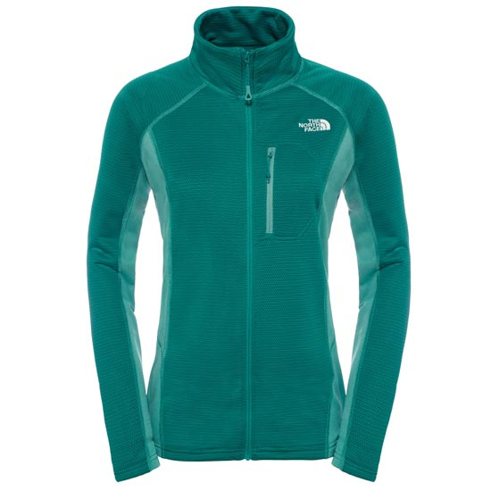 The North Face Super Flux Jacket W - Conifer Teal/Deep Sea