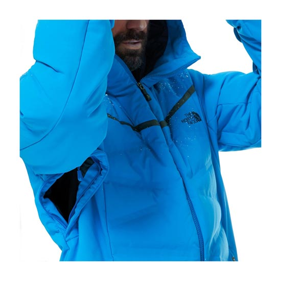 The North Face Charlanon Down Jacket - Foto de detalle