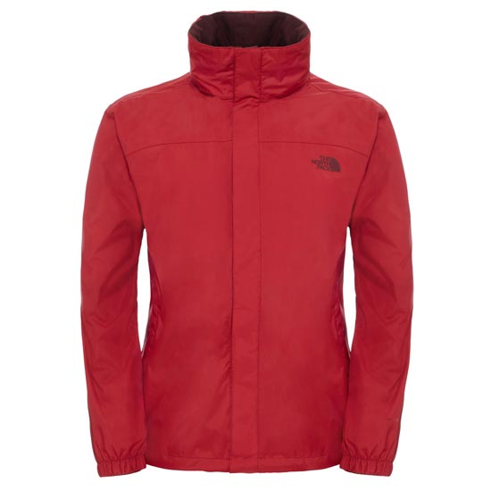 The North Face Resolve Jacket - Cardinal Red