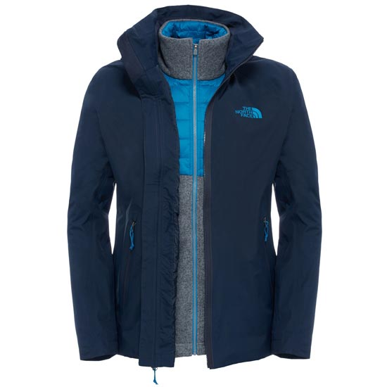 The North Face Brownwood Triclimate Jacket - Urban Navy