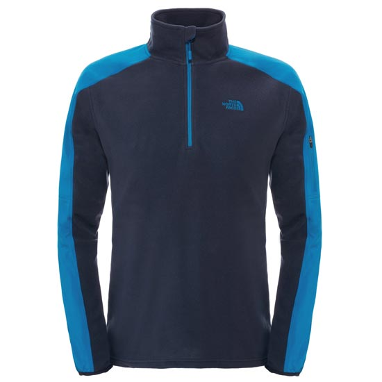 The North Face Glacier Delta 1/4 Zip - Urban Navy
