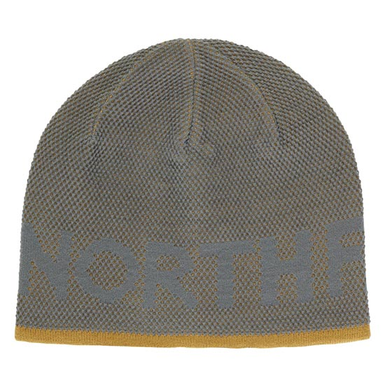 The North Face TNF Ticker Tape Beanie - Fusebox Grey/Bronze Mist
