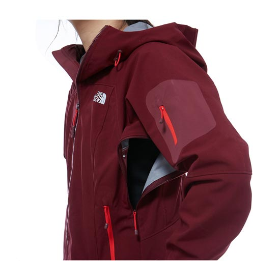The North Face Steep Ice Jacket W - Photo de détail