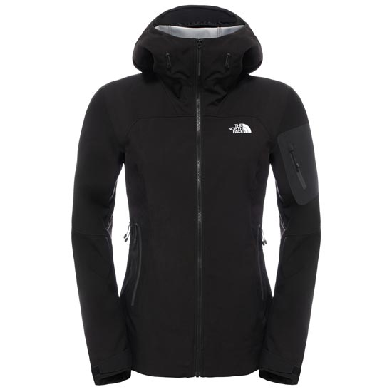 The North Face Steep Ice Jacket W - TNF Black