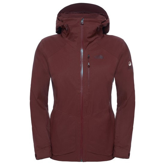 The North Face Sickline Insulated Jacket W - Deep Garnet Red