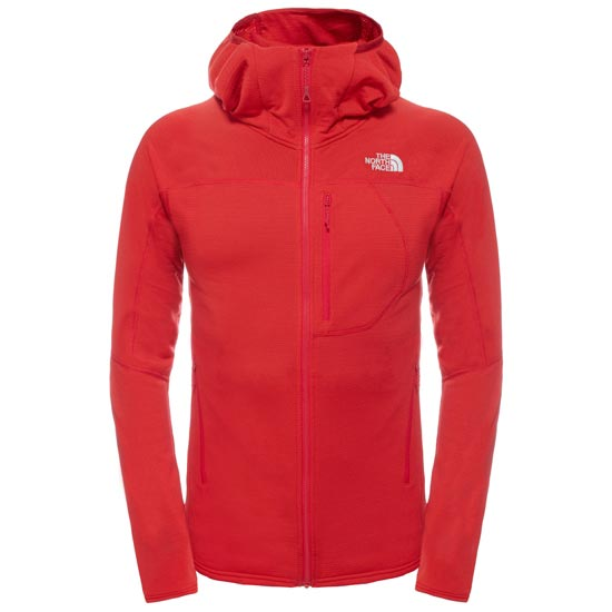The North Face Incipient Hooded jacket - TNF Red