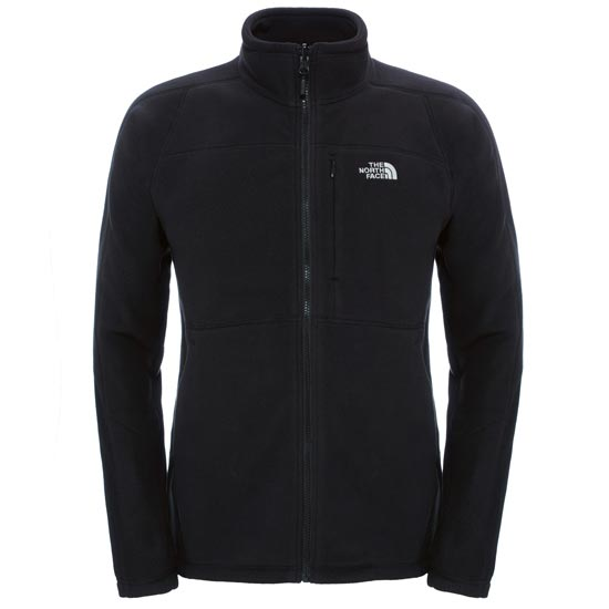 The North Face 200 Shadow Full Zip - TNF Black