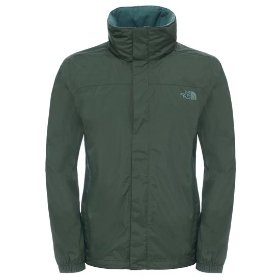 The North Face Resolve Jacket - Climbing Ivy Green