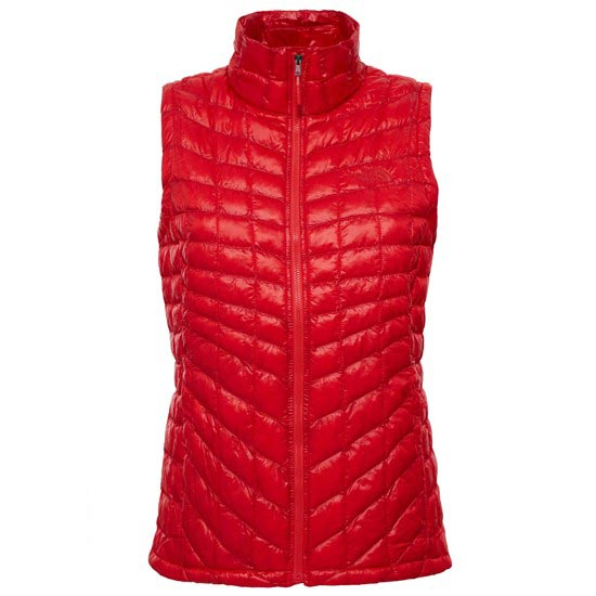 The North Face Thermoball Vest W - High Risk Red