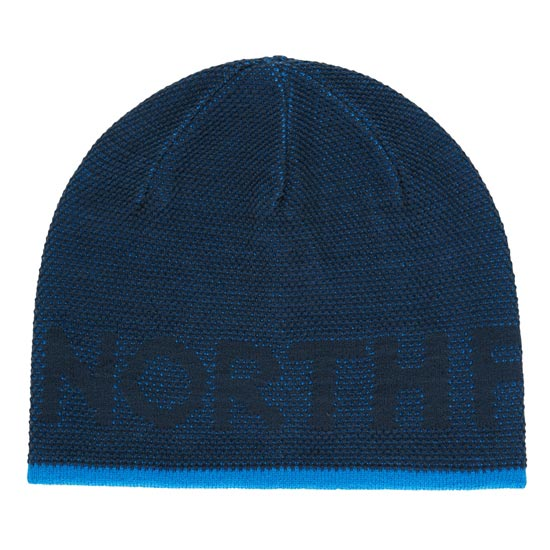 The North Face TNF Ticker Tape Beanie -