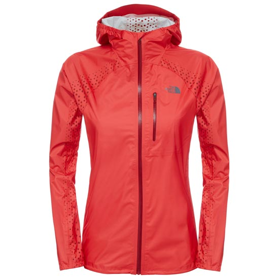 The North Face Flight Series Fuse Jacket W - Melon Red