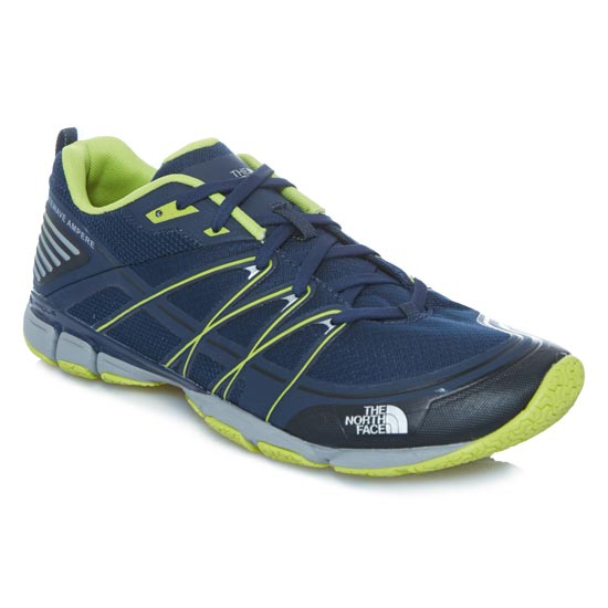 The North Face Litewave Ampere - Cosmic Blue/Lantern Green
