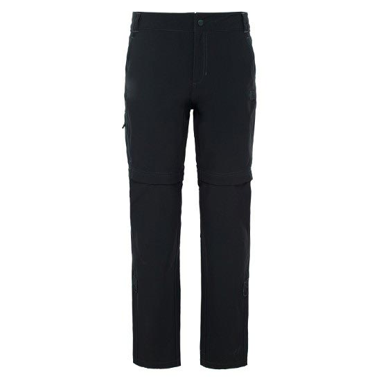 The North Face Exploration Convertible Pant W - TNF Black