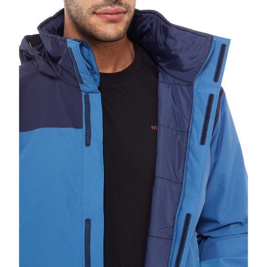 The North Face Resolve Insulated Jacket - Photo of detail