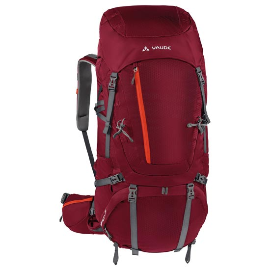 Vaude Centauri 75 + 10 XL - Dark Indian Red