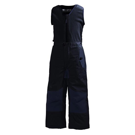 Helly Hansen Powder Bib Pant Kids - Evening Blue