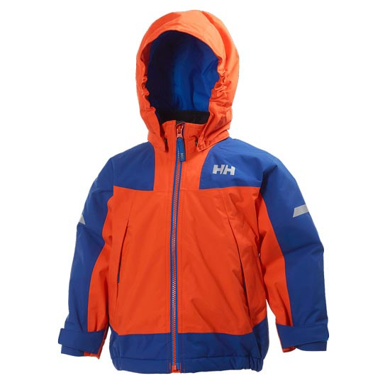 Helly Hansen Velocity Jacket Kids - Lava