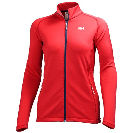 Helly Hansen Vertrex Fullzip Stretch Midl W - Melt Down