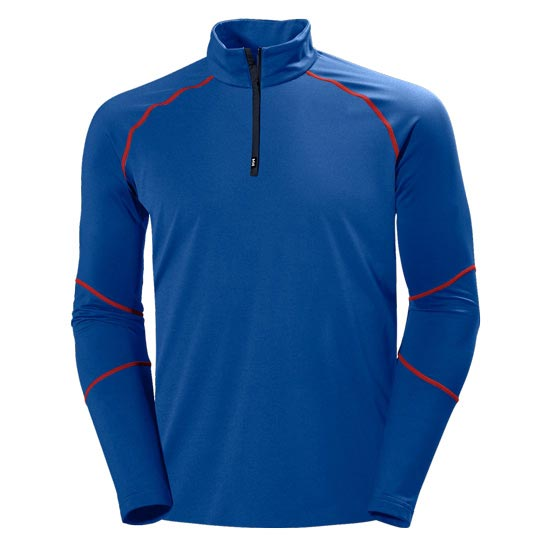 Helly Hansen Phantom 1/2 Zip Midlayer - Racer Blue