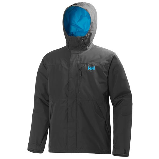 Helly Hansen Squamish Cis Jacket - Ebony